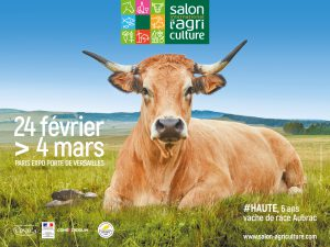 ANDHAR-Draineurs de France au Salon international de l'agriculture
